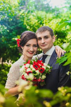 Свадебная фотосессия в Москва-Сити-7