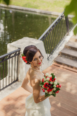 Свадебная фотосессия в Москва-Сити-17