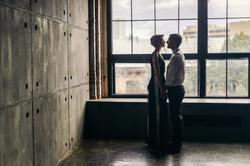 Свадебная фотосессия в лофте-7