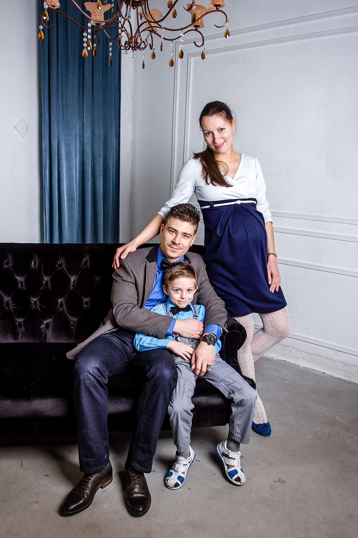 Семейная фотосесиия
