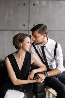 Свадебная фотосессия в лофте-2