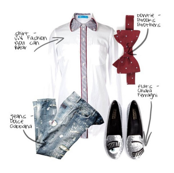 Фотосъемка рубашек и аксессуаров