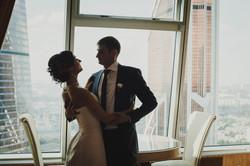 Свадебная фотосессия в Москва-Сити-26