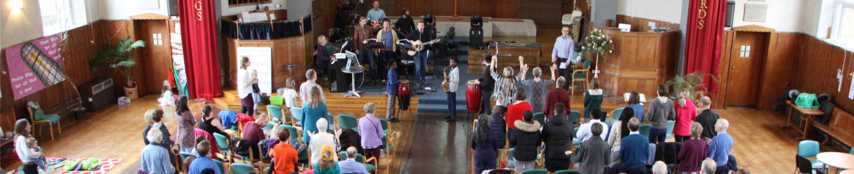 TWBC worship