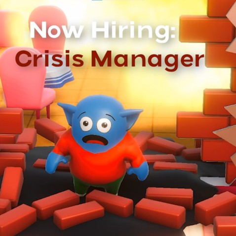 Pamperumpel Industries is in search of a Crisis Manager