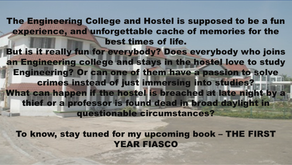 The First Year Fiasco - A mystery marvel