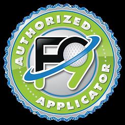 F9 Authorized Applicator  Concrete Rust Remover