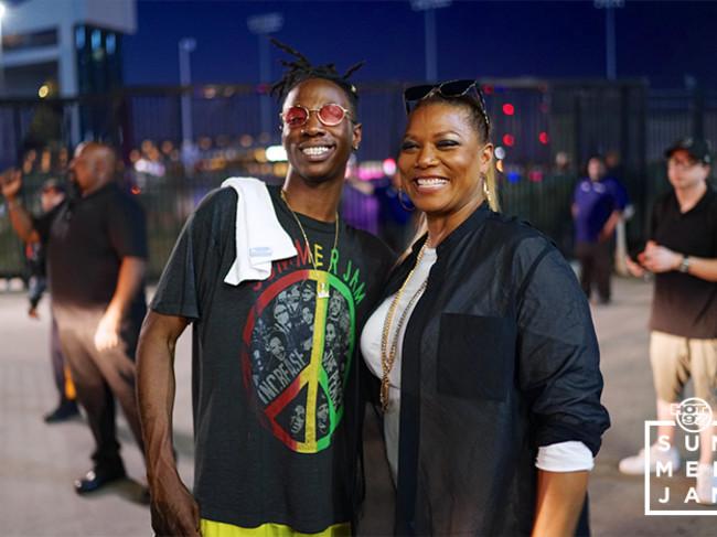 Joey Bada$$ & Queen Latifah