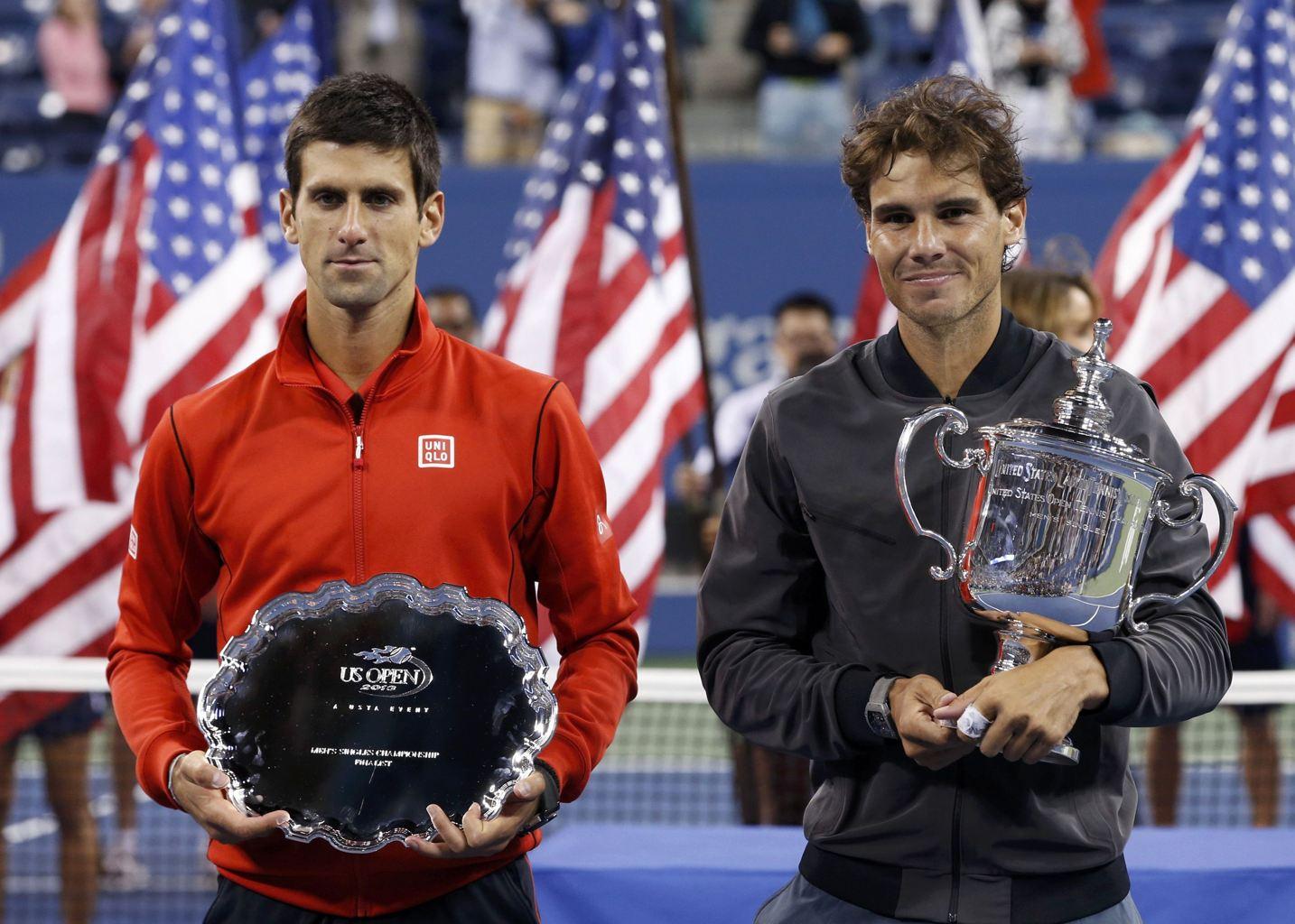 Novak Djokovic & Rafael Nadal