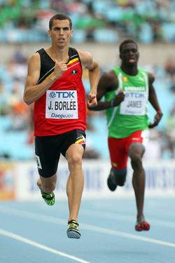 Jonathan Borlee