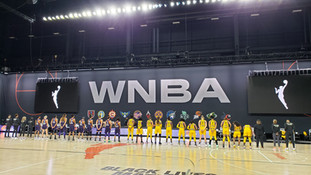 WNBA TIP OFF