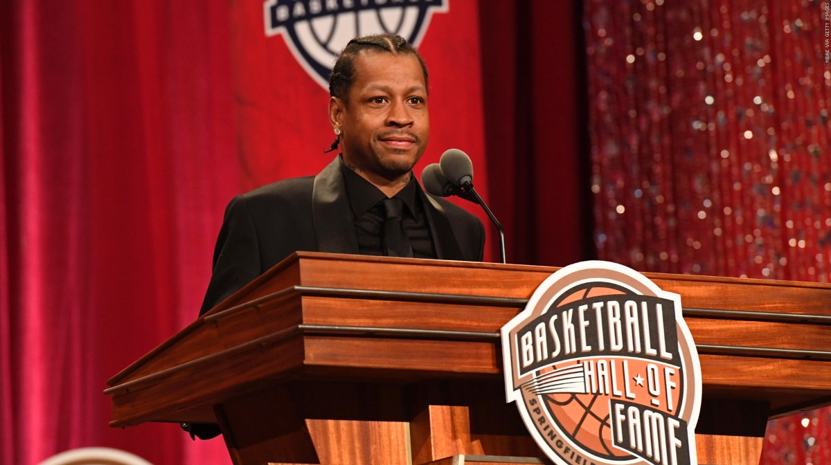 Hall of Fame: Allen Iverson