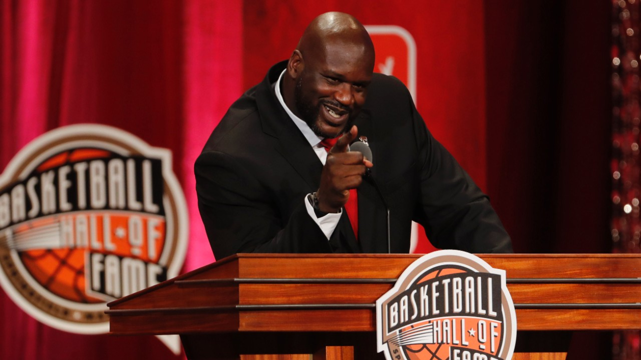 Hall of Fame: Shaquille O'Neal