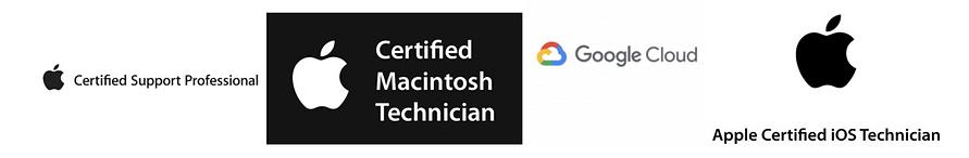 iLogix Certifiations