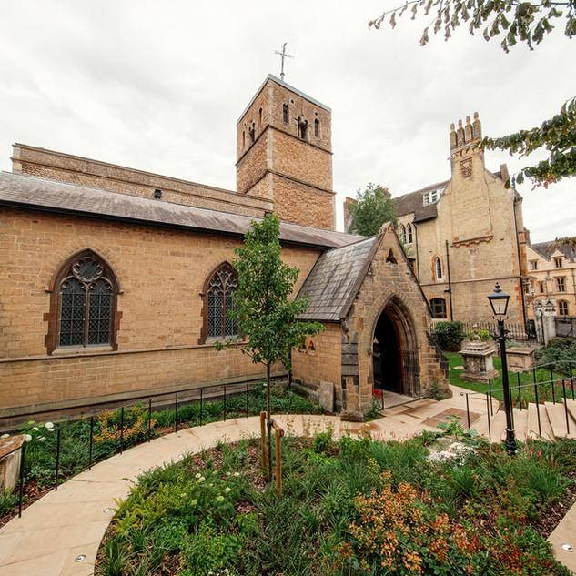 St Benets Church Cambridge