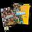 Thumbnail: KIT . Bíblia da TuRmA + Álbum de Figurinhas dos Personagens Bíblicos