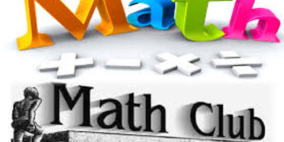EMS Math Club Training Session
