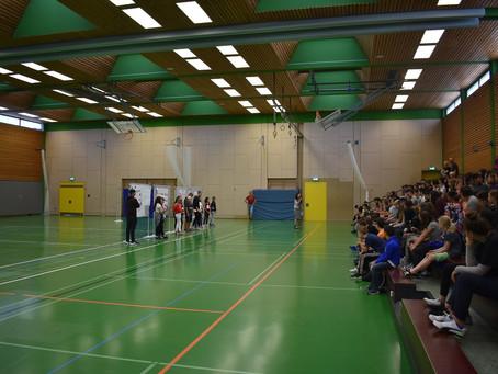 Schulversammlung 8