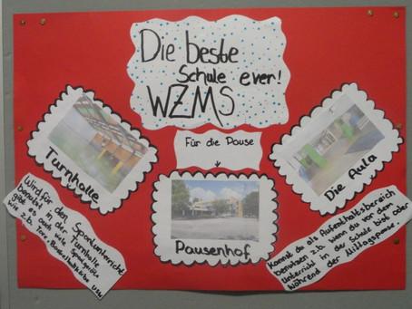 """""""Kleine Gäste"""" an der WZMS am 18. und 19. Juli 2018"""
