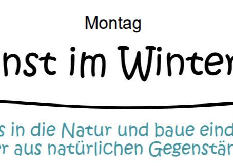 Spirit-Woche - Kunst im Winter