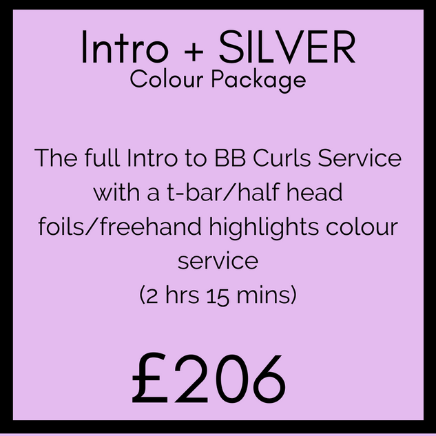 Intro + Silver Colour Package