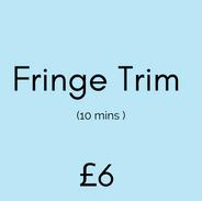 Fringe Trim