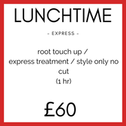 Lunchtime Express Colour Refresh