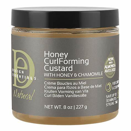 Honey Curl Forming Custard 227g