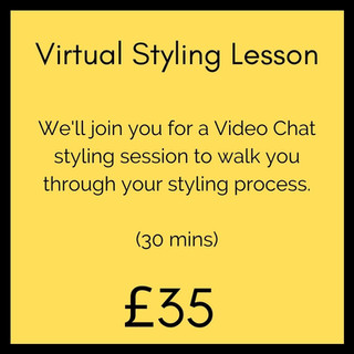 Virtual Styling Lesson