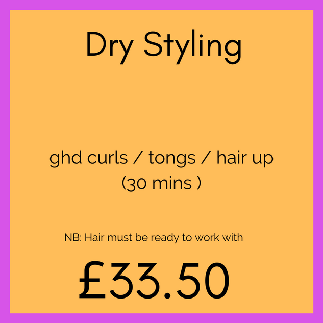 Dry Styling