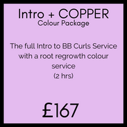 Intro + Copper Colour Package