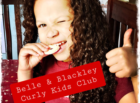 Belle & Blackley Curly Kids Club