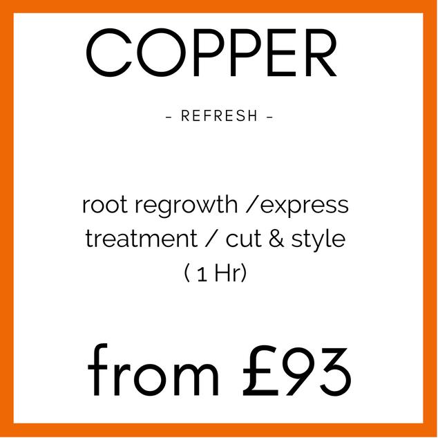 Copper Colour Package