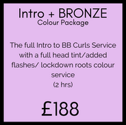 Intro + Bronze Colour Package