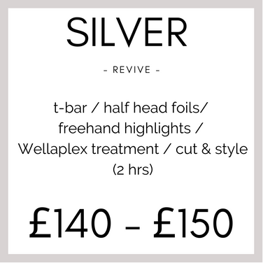 Silver Colour Revive