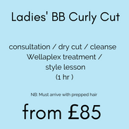 Ladies' BB Curly Cut