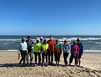 Biking Group - Marconi Beach 10-23-2020.