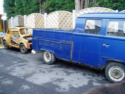 Wizard 1971 Crew Cab pick up..