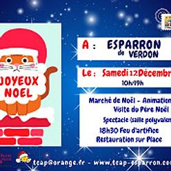 Noël à Esparron