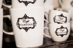 Cafe Tartine Branded Mug