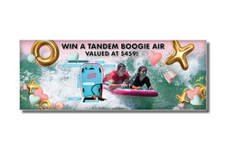 Tandem Surf Web Banner