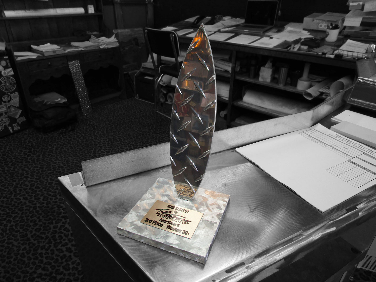 Trophies | Sheet Metal Fabrication | Commercial | Residental