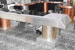 Stainless Steel Custom Tables