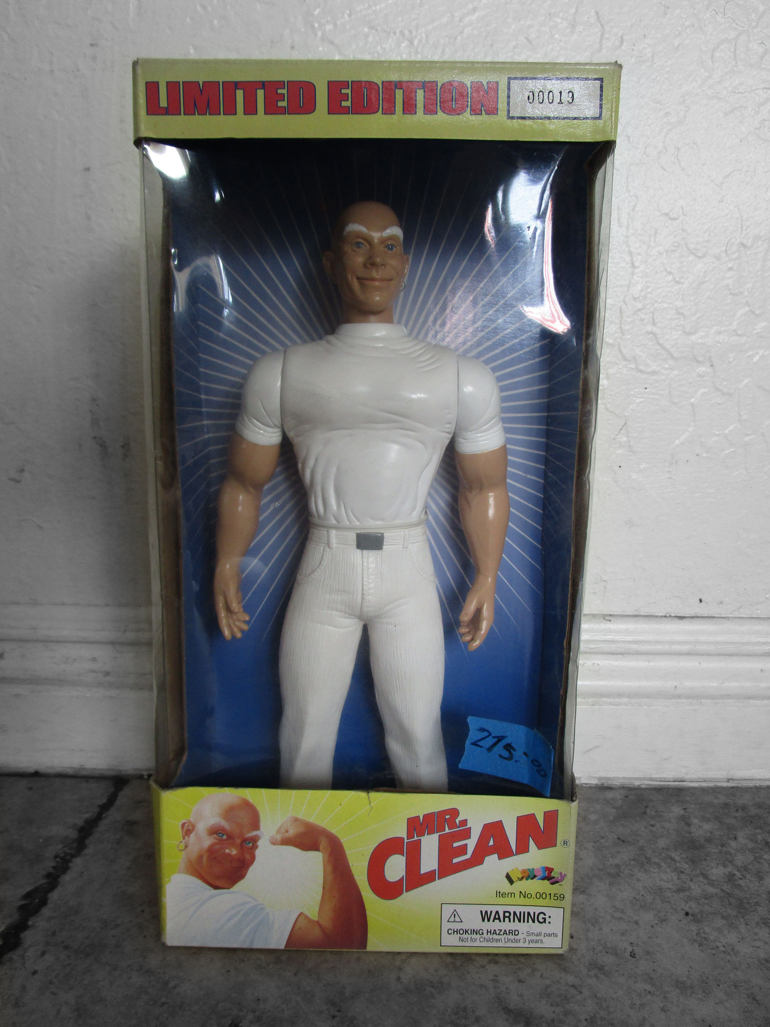 Mr. Clean Collectors Item - $180