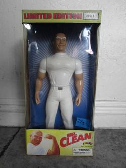 Mr. Clean Collectors Item - $180