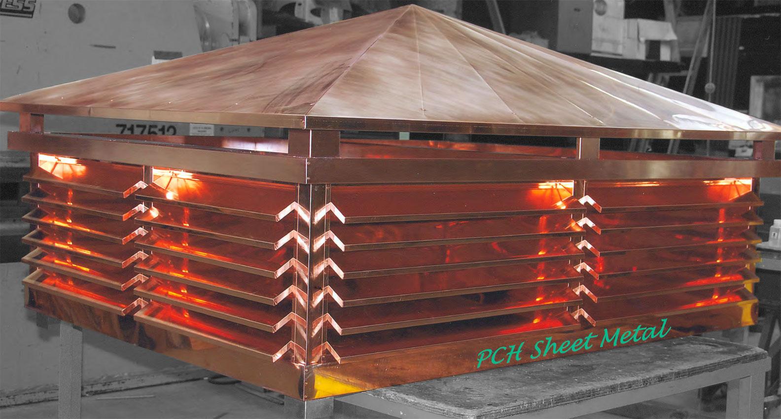 Custom Fabrication   Sheet Metal Fabrication   Commercial