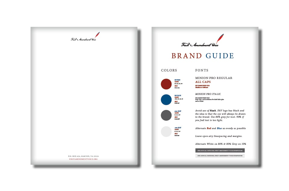 Brand Guideline Development