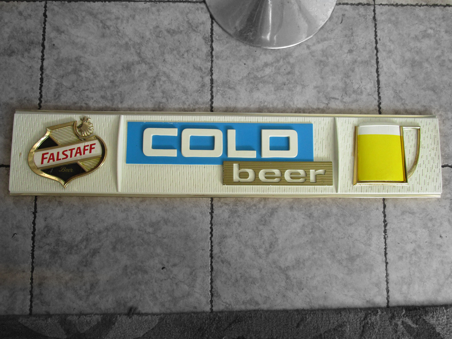 Old Beer Sign - $400