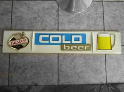Old Beer Sign - $400