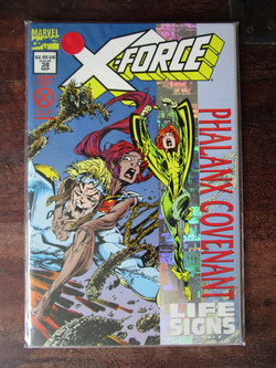 X-Men Comic - $TBD